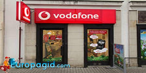 мобильная связь в Праге