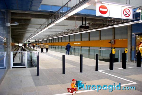 станции метро в праге