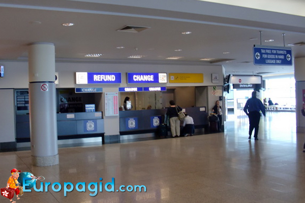 такс фри в аэропорту праги