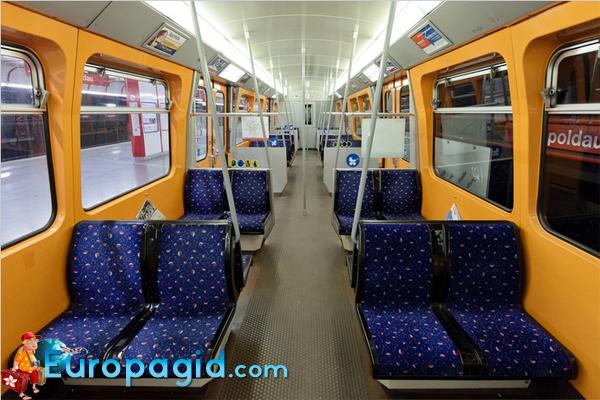 билеты на метро в Вене
