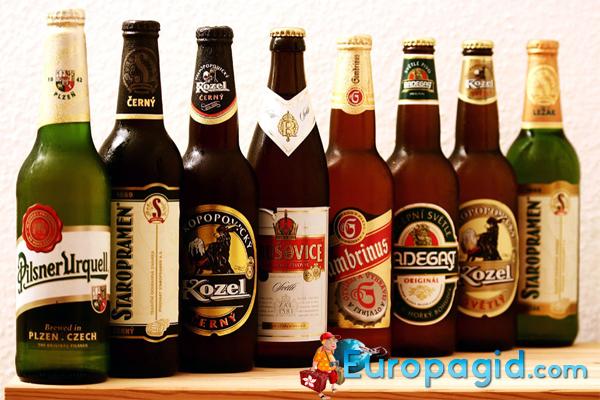 какие сувениры привести из Праги