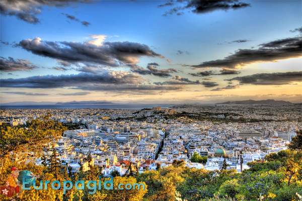 Афины для Вас
