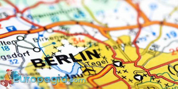 Берлин столица