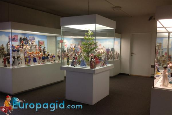 Музей игрушек в Праге как добраться