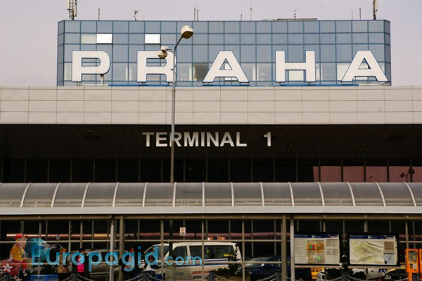 Пражский аэропорт