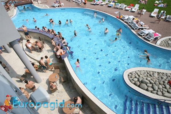 аквапарк в Праге для Вас