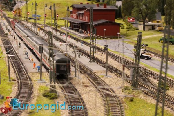 королевство железных дорог в Праге для вашей семьи