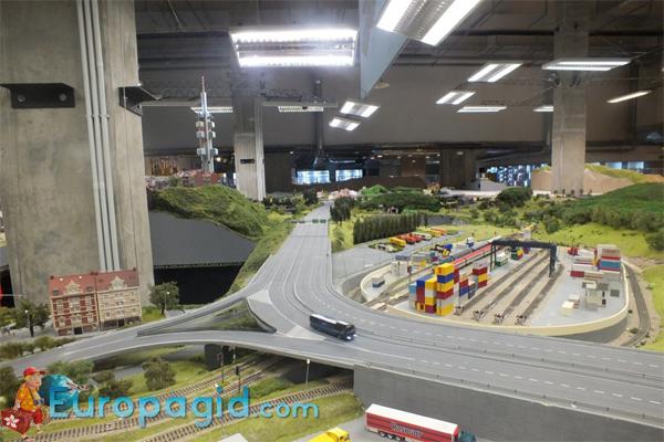 музей королевство железных дорог в Праге
