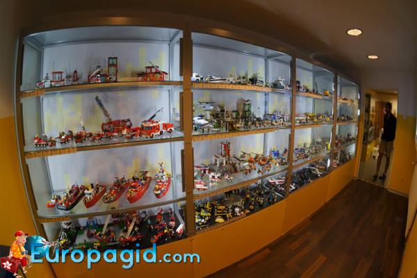 музей lego на карте в праге