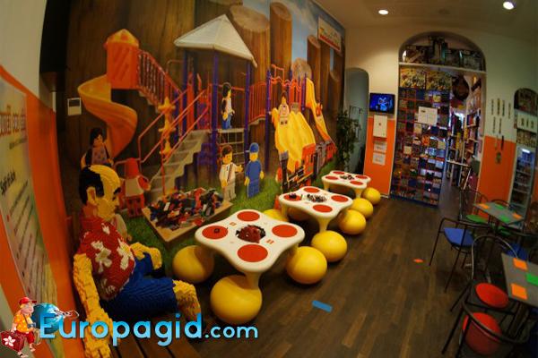 цены на билеты в музей лего в Праге