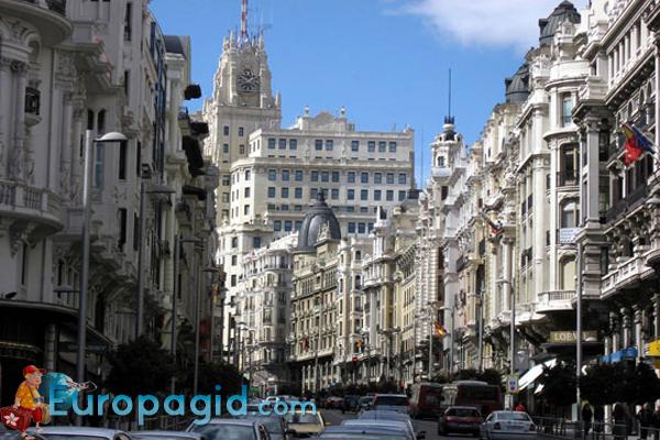 Транспорт Мадрида для всей семьи