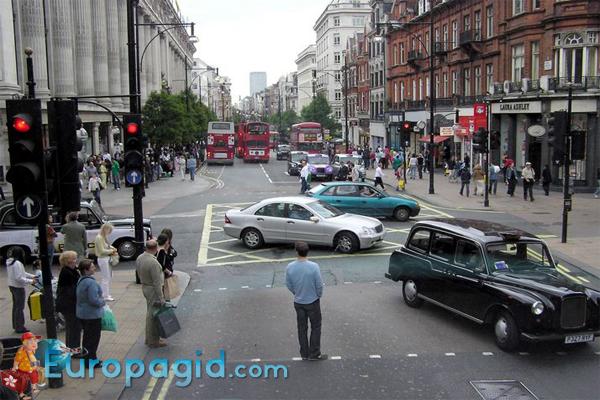 где купить билеты на транспорт в Лондоне