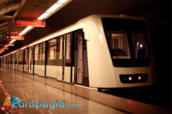 метро Будапешта для вас