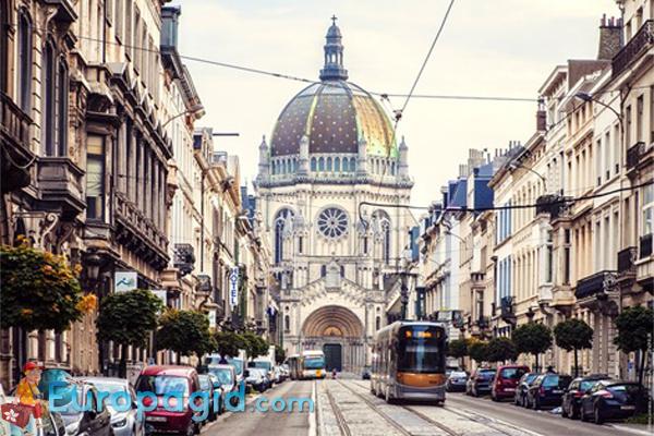 Бельгия Брюссель для вас