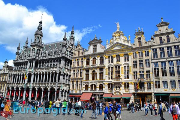 Бельгия Брюссель