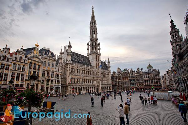 Брюссель столица какой страны
