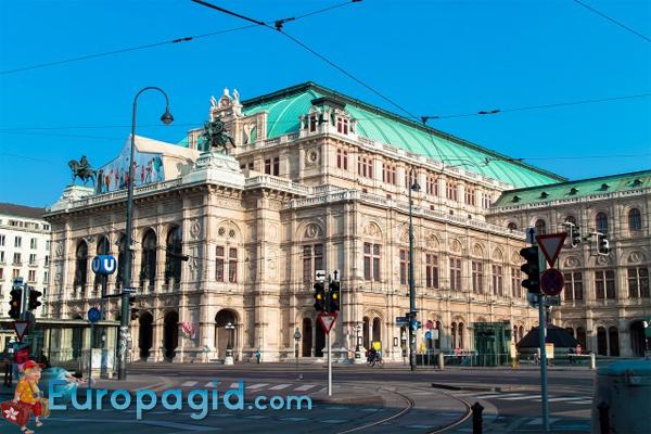 Венская опера официальный сайт