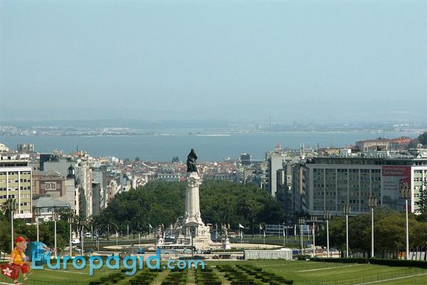 Лиссабон столица Португалии для Вас