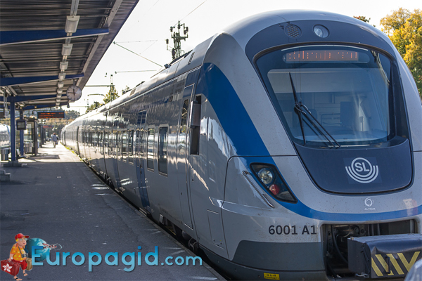 Стокгольм как добраться из аэропорта на скором поезде