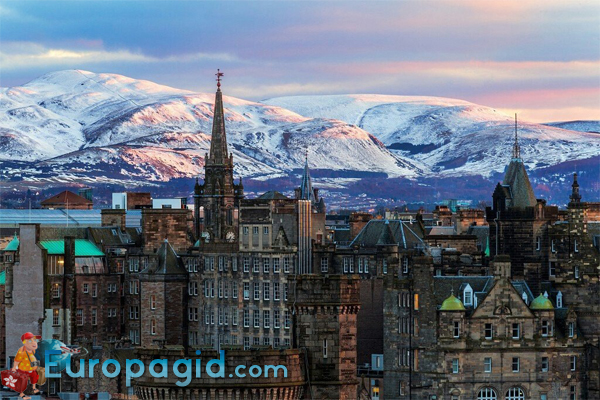 Эдинбург для Вас