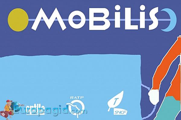 билет Mobilis Pass
