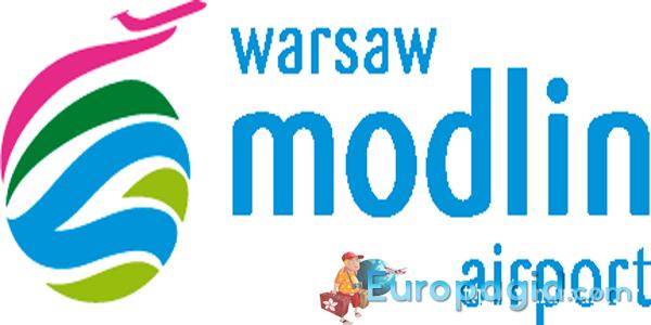 аэропорт Варшавы Модлин