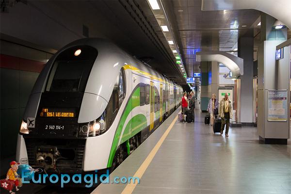 аэропорт Шопен как добраться