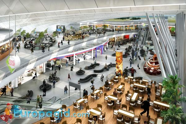 табло аэропорта Будапешта