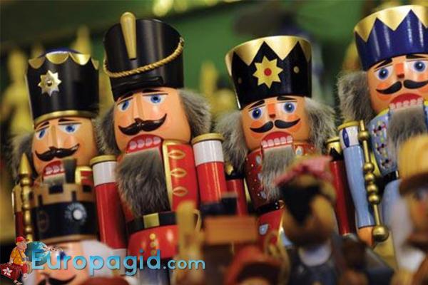 подарки из Германии для детей