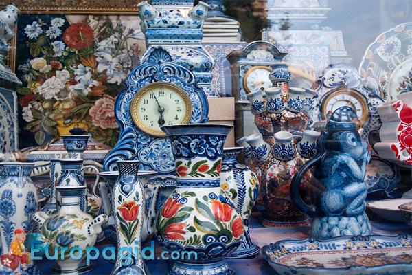 популярные сувениры из Амстердама любимым