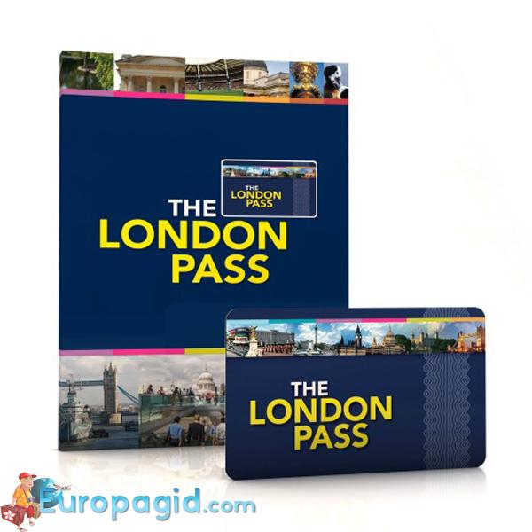 туристическая карта London Pass