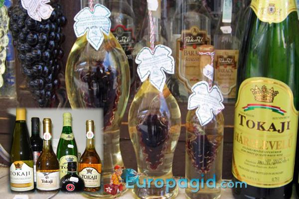 что привезти из Венгрии из алкоголя