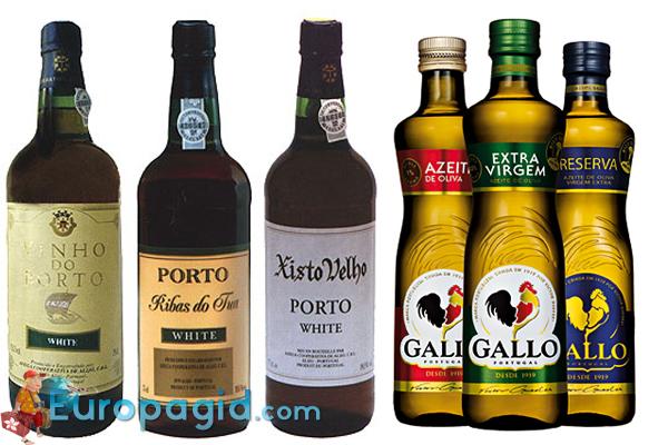 что привезти из Португалии из алкоголя