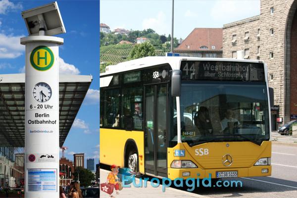 Автобусы в Берлине для вас