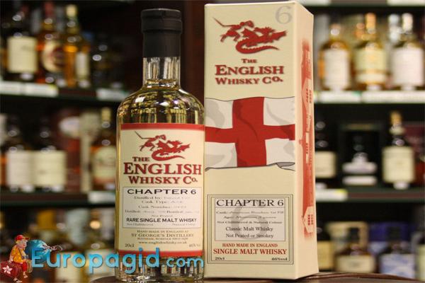Алкогольные сувениры из Лондона