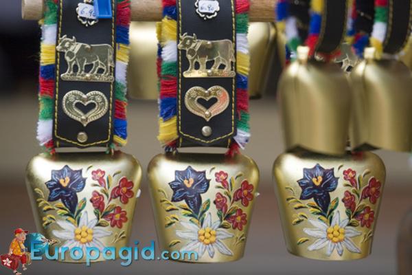 Интересные сувениры из Австрии