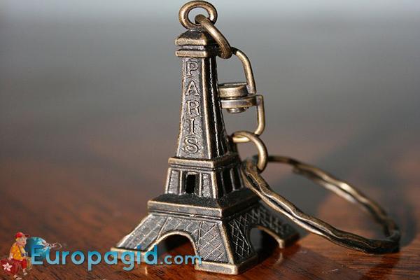 Эйфелева башня брилок