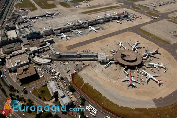 аэропорт Лондона Гатвик