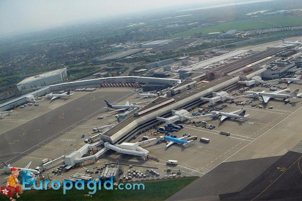 аэропорт Хитроу терминалы