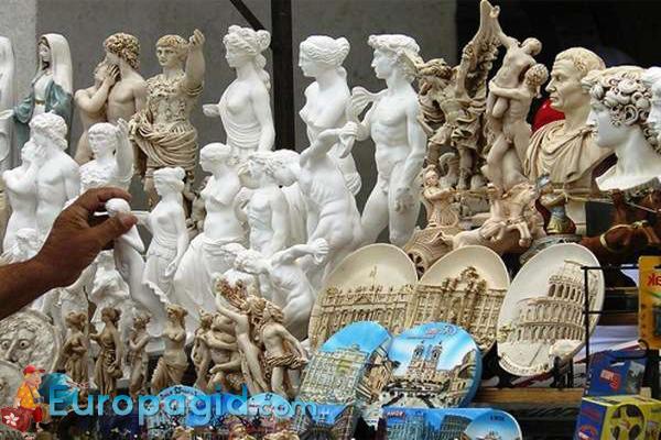 интересные сувениры из Италии