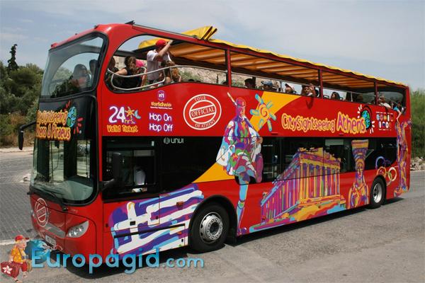 Автобусы в Будапеште для туристов