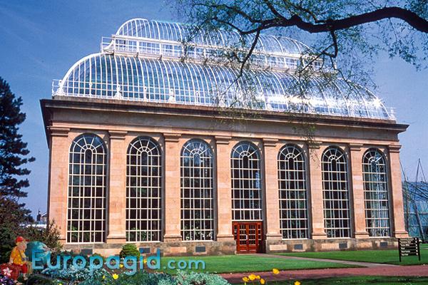 Королевский ботанический сад в Эдинбурге стоимость билетов