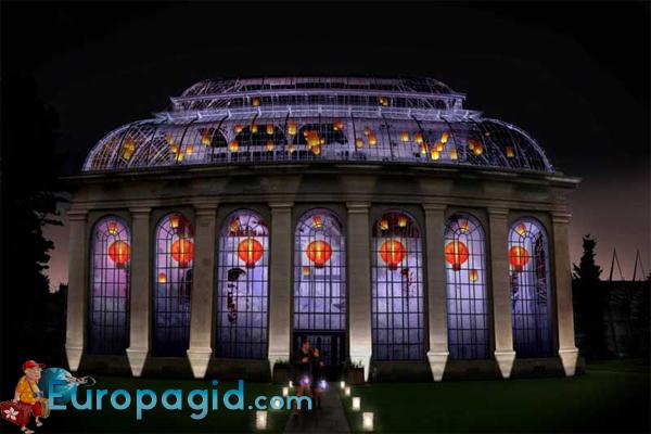 Королевский ботанический сад для Вас