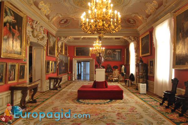 Королевский дворец в Варшаве для вас