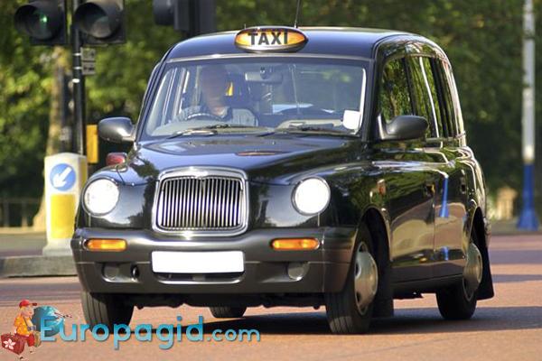 Приватное такси в Эдинбурге