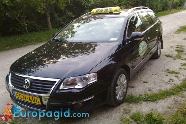 Цена такси в Будапеште для туристов