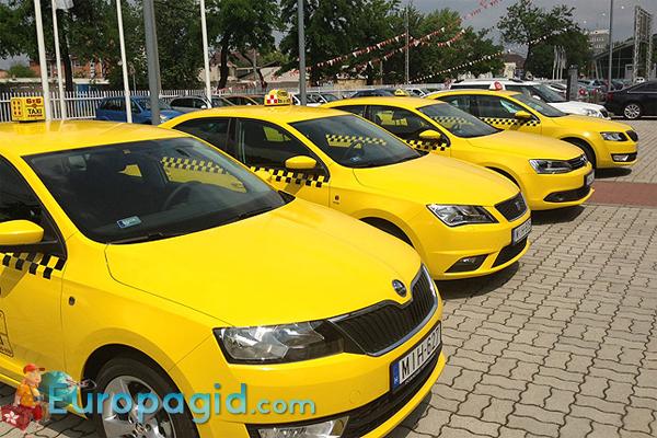 Цена такси в Будапеште