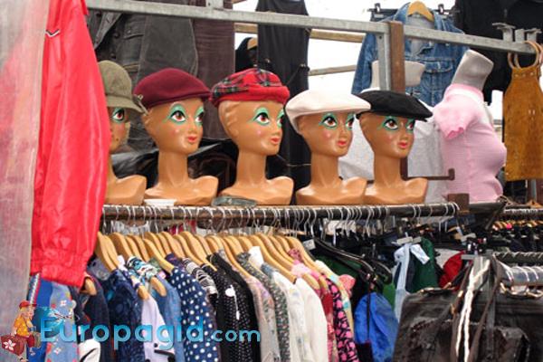 блошиный рынок Амстердама как добраться