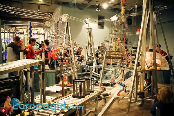 музей Немо в Амстердаме для всех