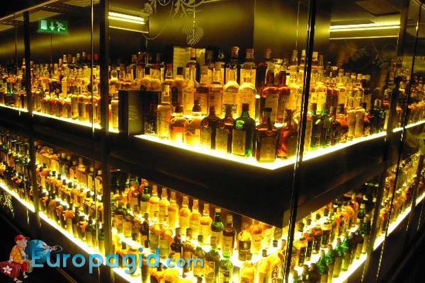 музей шотландского виски Эдинбург